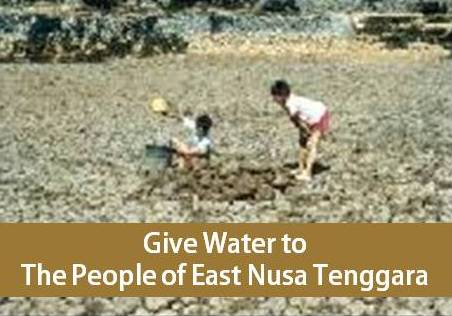 Give Water To The People of NTT